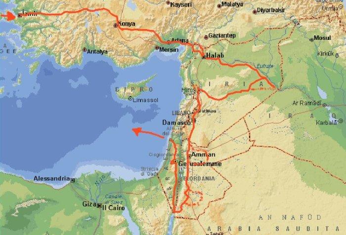 Cartina Israele Giordania.Siria Giordania E Israele 2000 Elio Mangraviti Www Transalp It Il Primo E Piu Numeroso Gruppo Di Sostenitori E Simpatizzanti Transalp In Italia